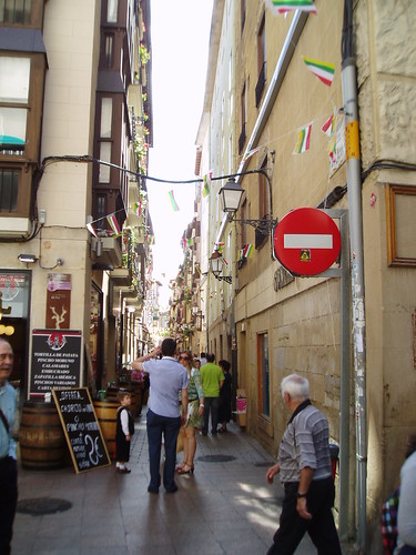 Calle San Juan buenas tapas y pinchos