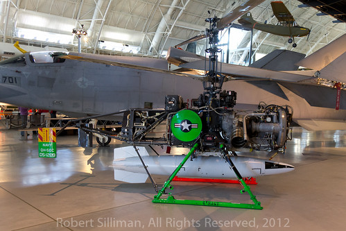 US Navy DASH (Remote controlled helicopter) by rob-the-org