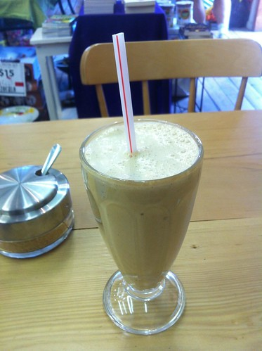 Espresso Milkshake by raise my voice