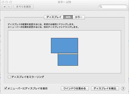 カラー LCD