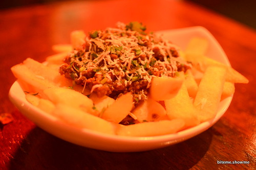 The Dip - Chilli Fries