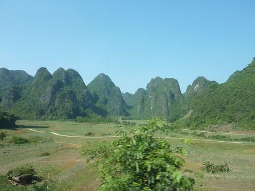 C-Guangxi-Retour Chutes Detian (12)