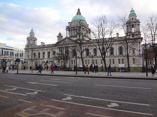Câmara municipal de Belfast, Irlanda do Norte