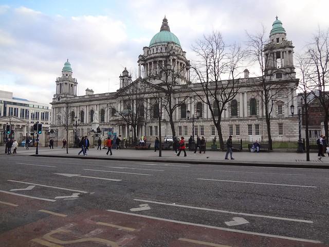 Câmara municipal de Belfast, Irlanda do Norte