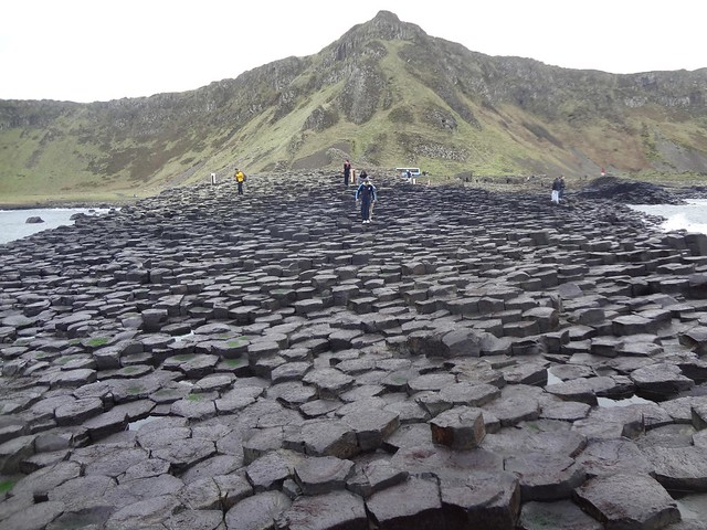 Giant's Causeway UNESCO Irlanda do Norte