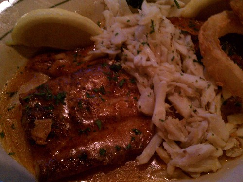 Redfish Bon Ton