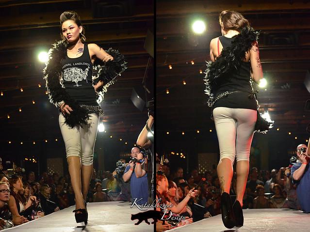 Noble Savage - Madame Trapeze Fashion Show 05-12-12