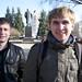 me and Astashev by Aleksandr Zykov