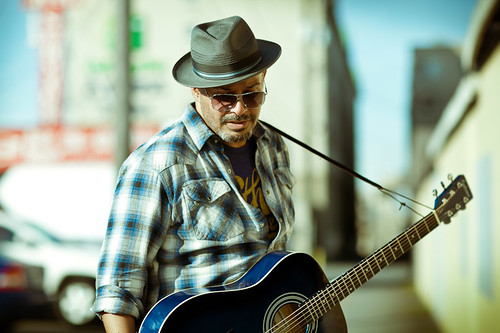 Barry Adamson at KEXP 3-5-2012