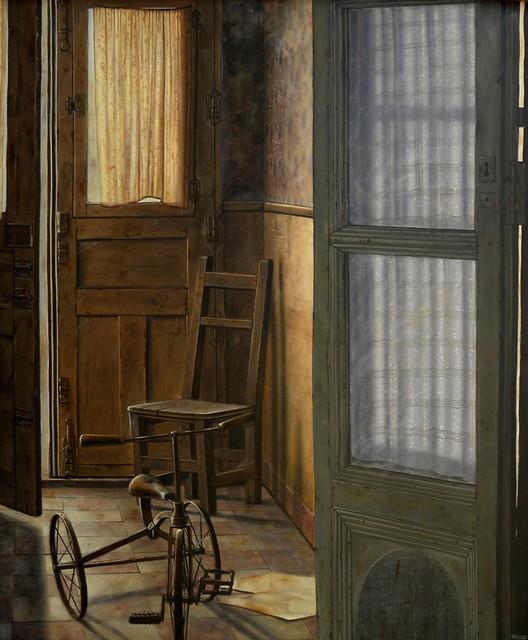 Luces y sombras 100x81 flickr photo sharing - Busco trabajo de pintor en madrid ...
