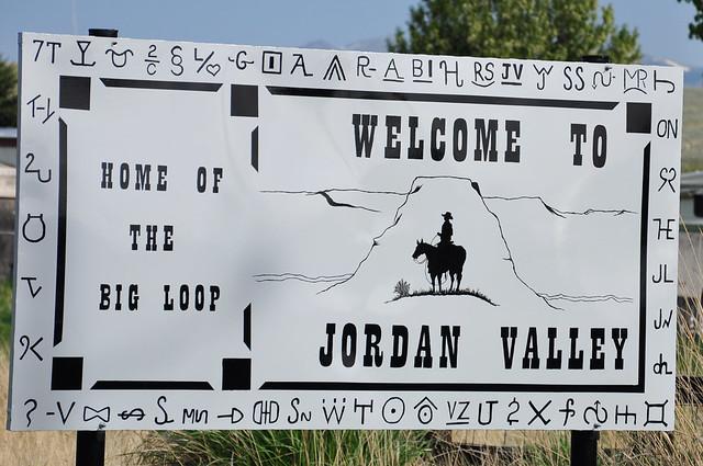 Welcome to Jordan Valley