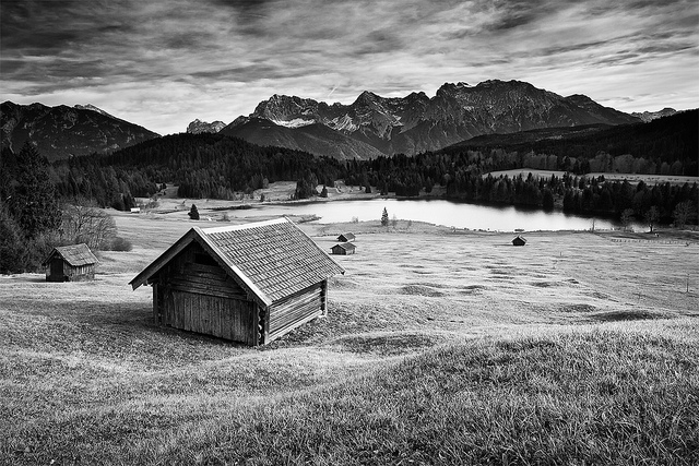 Beautiful landscape photography by Michael Breitung