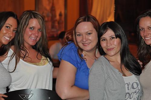 Gina Trisha Kristi Denise and Shannon