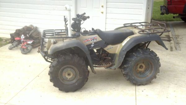 1999 Suzuki King Quad 300 Amherst 1400 Flickr Photo Sharing