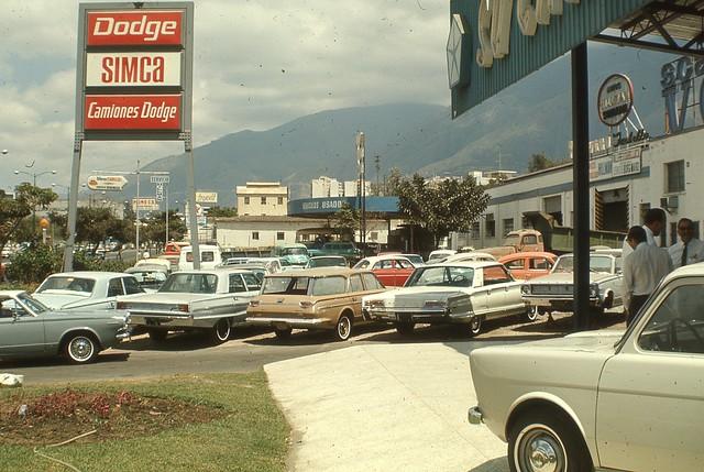 caracas venezuela 5 chrysler simca dodge dealership flickr photo. Cars Review. Best American Auto & Cars Review