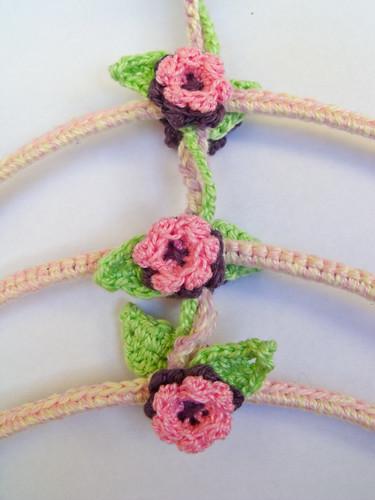 Florzinhas do móbile de corujinhas