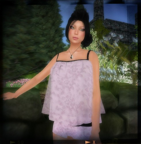 BB - Bubblez Summer Outfit (Mesh) for Summer Fashion Festival Event by Cherokeeh Asteria