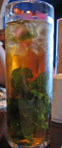 Mint Tea Turkish