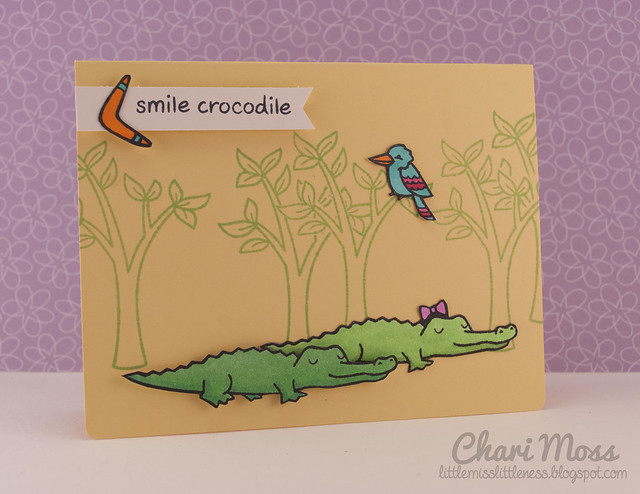 SmileCrocodile