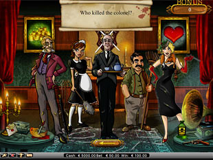 Mystery at the Mansion free spins