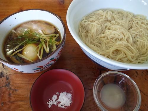 ra120531飯田商店 つけ麺
