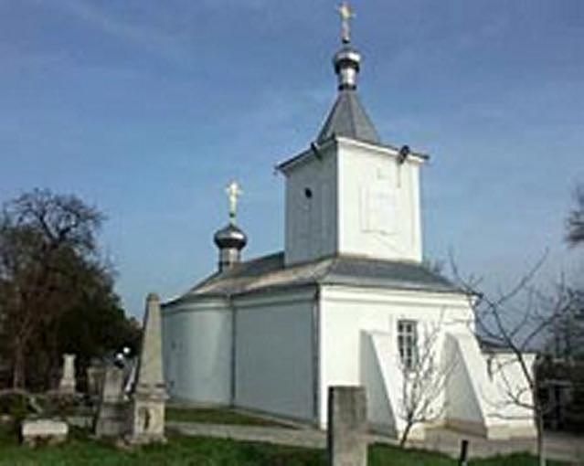 Biserica Sfinţii Împăraţi Constantin şi Elena > Foto din galeria `Principala`