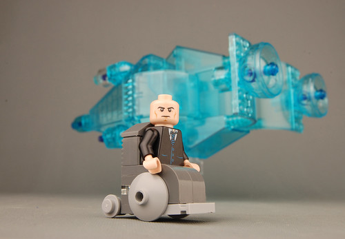 Professor X and the Mindbender Air - FBTB entry