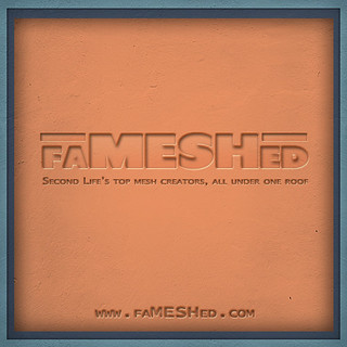 FaMESHed Logo