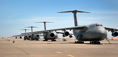 aviation, airplane, vehicle, cargo aircraft, military transport aircraft, boeing c-17 globemaster iii, jet aircraft, lockheed c-5 galaxy, aircraft engine, air force,