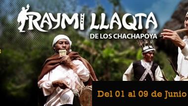 AMAZONAS Inició la 'XVII Semana Turística Raymi Llaqta de los Chachapoya'