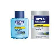 One Nivea For Men Energy After Shave Splash (3.3 Oz.) Coupon