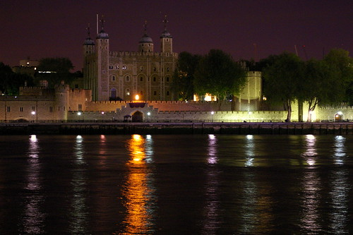 Beacon at the Tower of London
