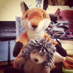 Are you a fox or hedgehog? http://t.co/oJKFVBxD