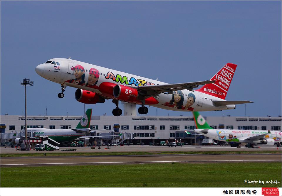 AirAsia 9M-AFP客機007