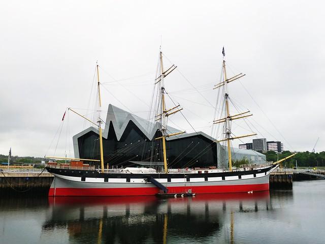 SS Glenlee, Riverside Museum