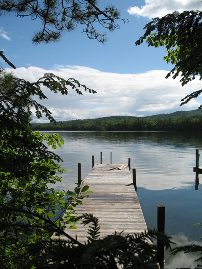 Buffum Dock, Squam Art Workshops