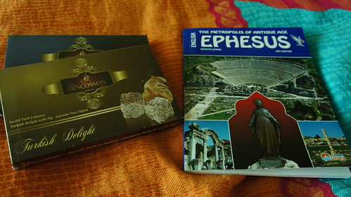 Ephesus Guidebook and Turkish Delight