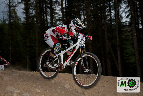 Photo ID 1 - 3 Mellissa Buhl - KHS-Oneal, 4x Pro Tour, Fort William MTB World Cup 2012