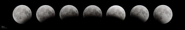 Lunar Eclipse June 2012 from Hawaii