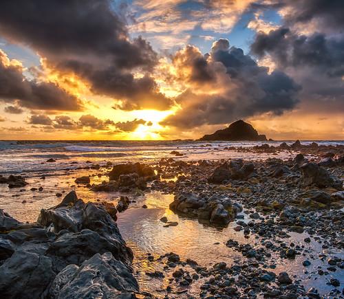 sunrise hawaii maui hana kokibeach hamoa alauisland nikon2470mm nikond700
