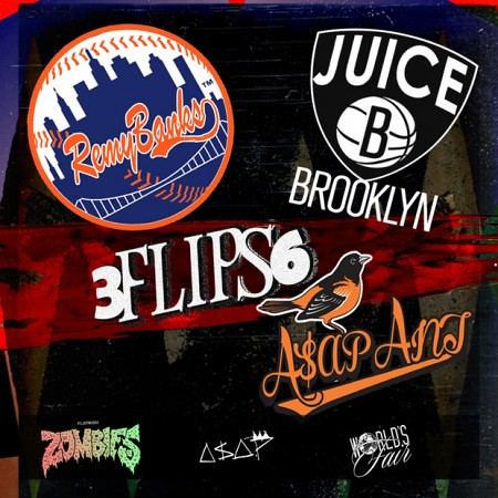 A$AP Ant x Remy Banks x Juice by VLNSNYC