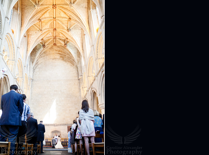 26 Malmesbury Abbey Wedding Photographer