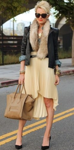 mullet skirt - atlantic-pacific