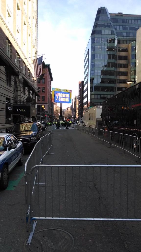 Marathon Monday 2014