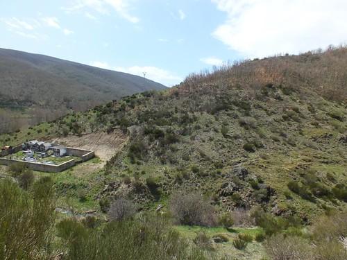 El Castillo y Sta Colomba