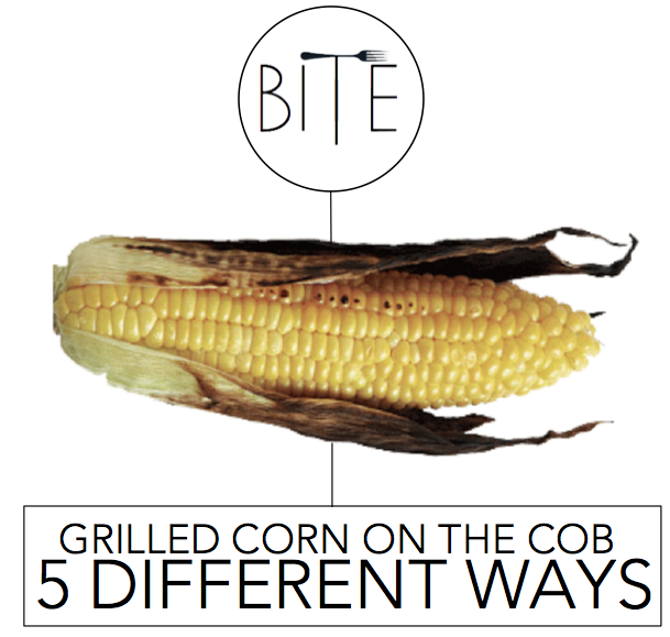 Grilled Corn 5 Different Ways