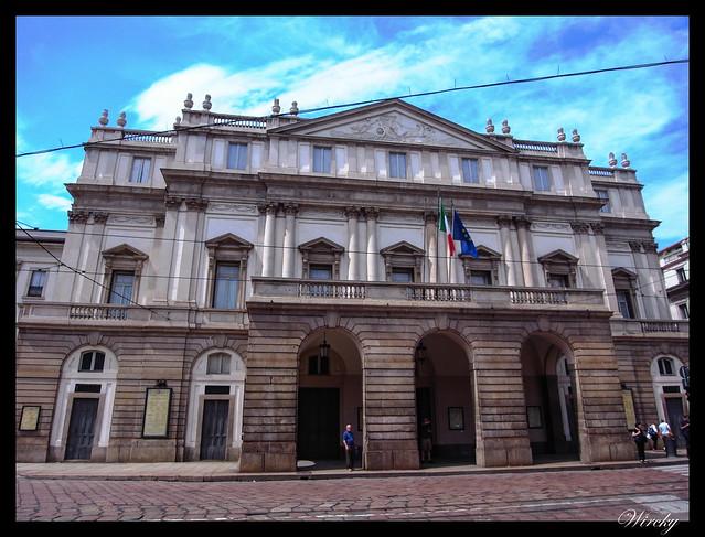 Por qué viajar a Milán - Teatro de La Scala