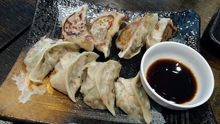 Pam-Fried Dumplings from Vegeme