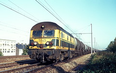 * Belgien  Baureihe  59  # 2  New Scan