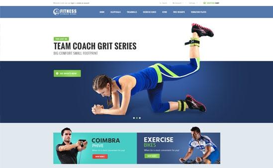 Leo Fitness Store v1.0 – PrestaShop 1.6.x Theme